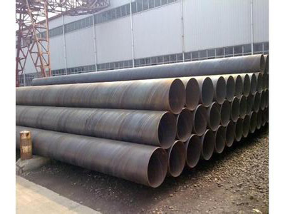 22 Inch ERW Spiral Carbon Welded Steel Pipe